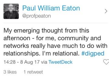 DPL Tweet
