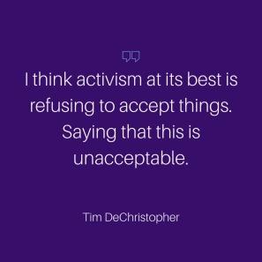 Activism Quote